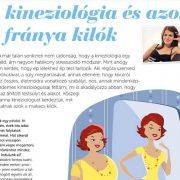 Diéta és Fitness - Kineziológia és azok a fránya kilók
