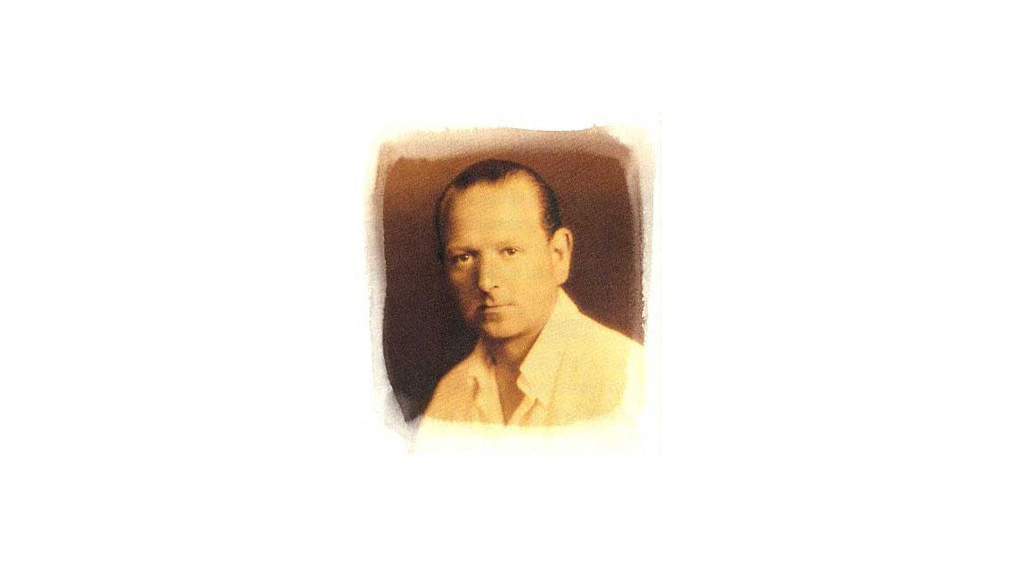 Ki volt Dr. Edward Bach?