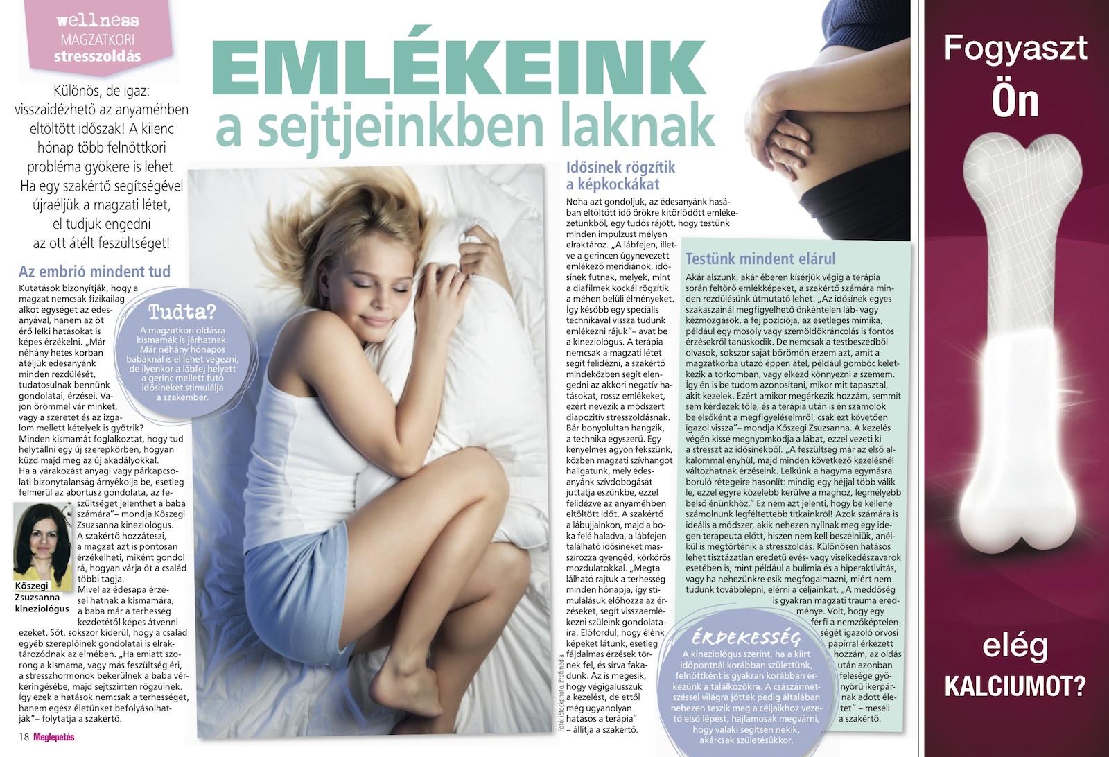 Meglepetés magazin cikk