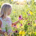 Virágcseppek gyermekkorban